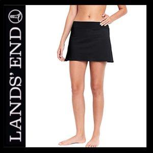 LANDS' END Classic Swim Skirt